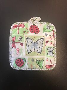 Butterfly Hot Pad