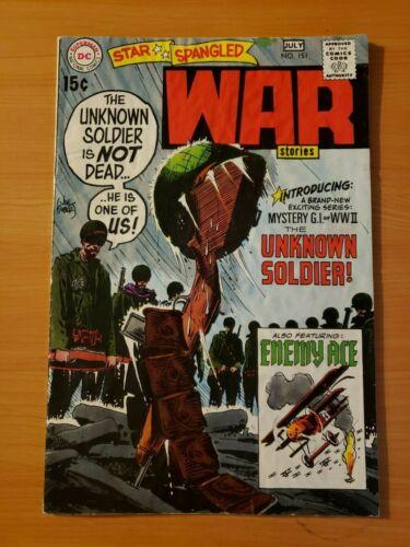 Star Spangled War Stories #151 ~ VERY GOOD - FINE FN ~ 1970 DC Comics