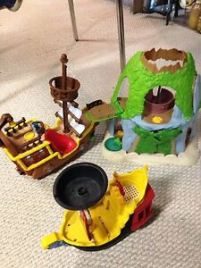 Jake and the Neverland Pirates Lot - all for $40