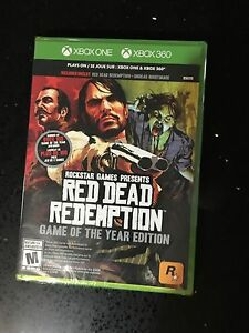 Red Dead Redemtion brand new sealed