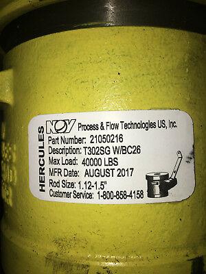National Oil Well Varco Hercules Rod Rotator T302sg Slow Gear 21050216