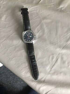 Rare Men's  Vintage Lanco 25 Jewel Automatic Watch,