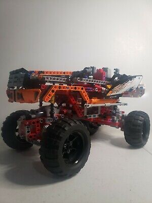 LEGO Technic 4x4 Crawler 9398 Not Complete Brand new Remote V95 And Battery Box