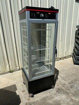 Hatco Pfst-1x Heated Holding Cabinet 18 Pizza Box Display Merchandiser Warmer