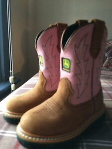 John Deer Toddler Boots