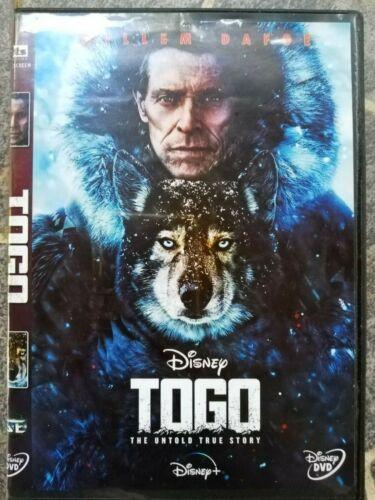 TOGO DVD ENGLISH MOVIE RREE SHIPPING