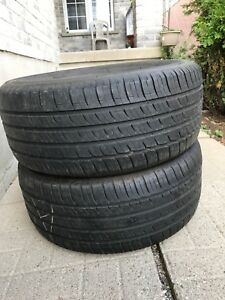 Michelin all season P245/50R17