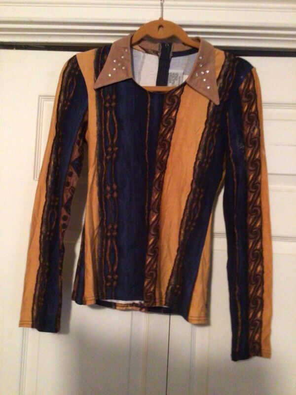 Western Collection Styles Horsemanship Showmanship Pleasure Rail Shirt Cuff