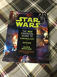 Star Wars the new essential guide