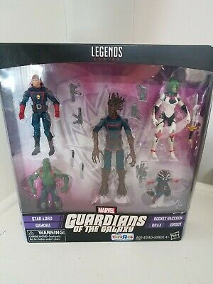 "Marvel Legends Series 3.75"" - Guardians Of The Galaxy 5 Pack - TRU Excl."