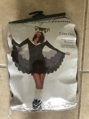 Womens Sexy Owl Halloween Costume
