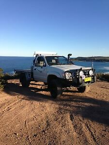 1998 Toyota hilux Newcastle Newcastle Area Preview