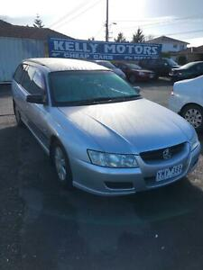 2005 Holden Commodore station wagon Oakleigh East Monash Area Preview