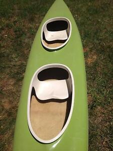 kayak 2 person fiberglass (canoe) Shepparton Shepparton City Preview