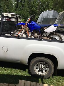 Looking for 125 two stroke or 250 four stroke