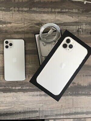 Apple iPhone 11 Pro - 256gb - Silver - Unlocked