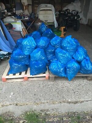 200kg Of Horse Manure. FREE Delivery In The Watford Area. 20 Of The Bags Shown