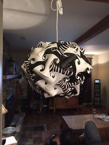 Lampe suspendue ou plafonnier