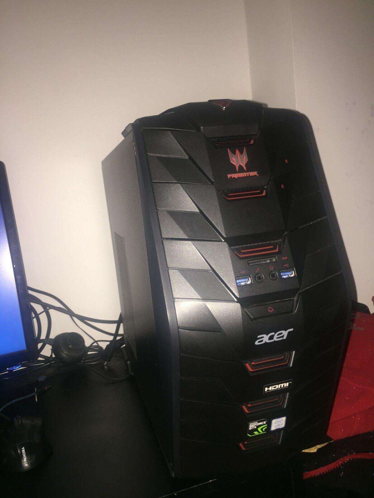 Computer Games -  GAMING PC DESKTOP COMPUTER
