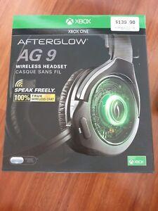 XBOX ONE Afterglow AG9 Wireless Headset