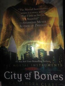 Cassandra Clare's, The Mortal Interments, City of Bones