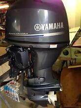 Yamaha F60HP Outboard Motor 2015 very low hours. Maroochydore Maroochydore Area Preview