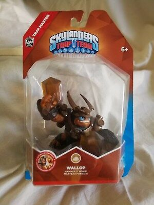 Skylanders Trap Team WALLOP Brand New (Wallop Skylander)