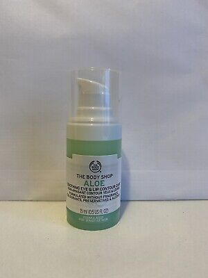 The Body Shop Aloe Soothing Eye And Lip Contour Care