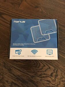 Nyrius Wireless HDMI Receiver and Transmitter