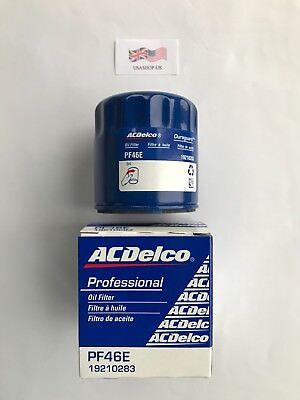 AC Delco PF46E oil filter Chevy+GM V8 Petrol/Diesel @£12.00 *free postage