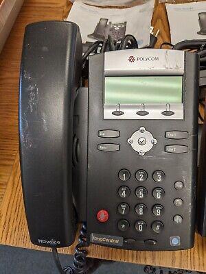 Polycom Ip 321335 Poe Hd Voip Ip Wno Power Adapter