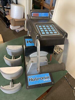 Stahls Hotronix Cap Press Model Xc With Press Platens