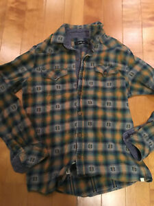 Men's Flannel Shirt for Sale!