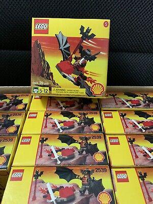 LEGO 2539 Fright Knights Flying Machine - Shell Promo Set #5 BRAND NEW FREE SHIP