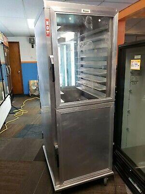 Used Lockwood Ca74-pfin-16-dd 8 Pan Pass-thru Proofer Warming Cabinet