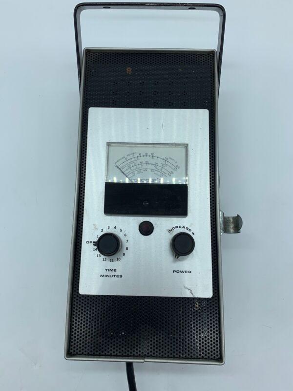 Mettler Electronics SONICATOR II ME 702 Therapy Ultrasound Generator Machine