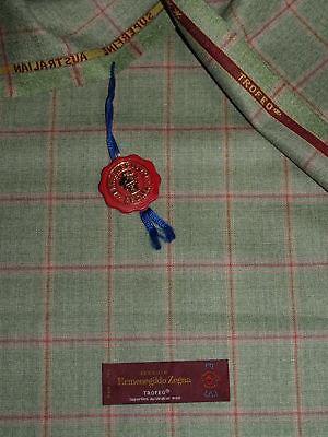 Used, Ermenegildo Zegna Fabric wool men's jacket 8 2/12ft Trophy for sale  Italy