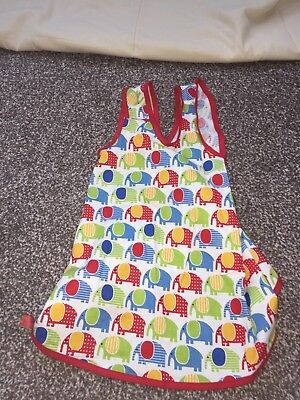 Dawanda Kleid/ Hängerchen Pipi Langstrumpf Kostüm Gr 74/80/86