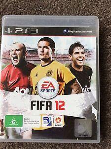 FIFA 12 PS3 Sorell Sorell Area Preview