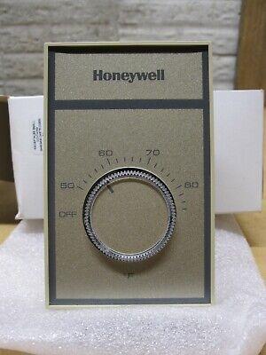 Honeywell T451b3004 Line Voltage Thermostat T451b 3004 Line Volt