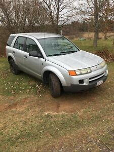 2002 Saturn vue 5 speed