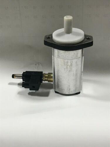 """Casappa PLM20.18D5-61s (019992K7) Gear Motor, 1.10cid 5/8"""" Keyed Relief Valve"""
