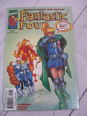 FANTASTIC FOUR  (1997 Series)  (MARVEL) #22 Bagged - C668
