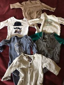 Hipster baby long sleeve tops