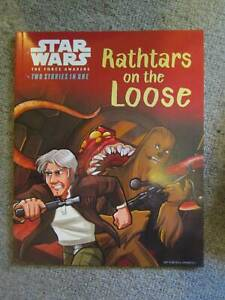 Star Wars: The Force Awakens - Rathtars On The Loose ***NEW***