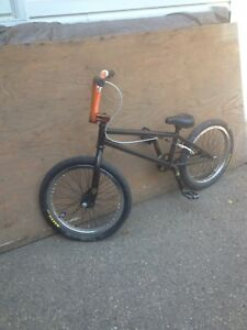 BMX custom built stunt bike $295.00 firm