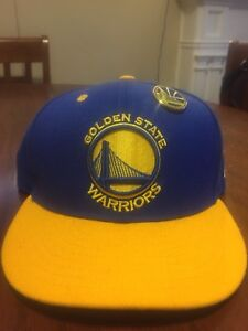Brand New Men's Golden State Warriors SnapBack Hat