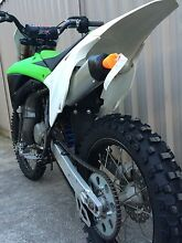 2014 kx 85 BW Alfredton Ballarat City Preview