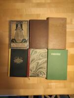 Alte Bücher ab 1919 Bayern - Wettstetten Vorschau