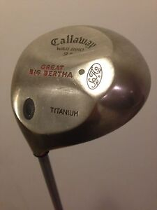LH Callaway Great Big Bertha